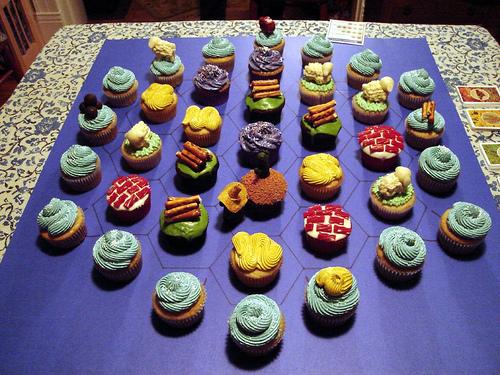 Cupcakesofcatan