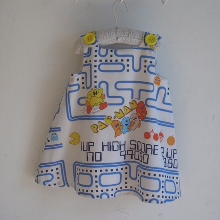 Pacmanbabydress
