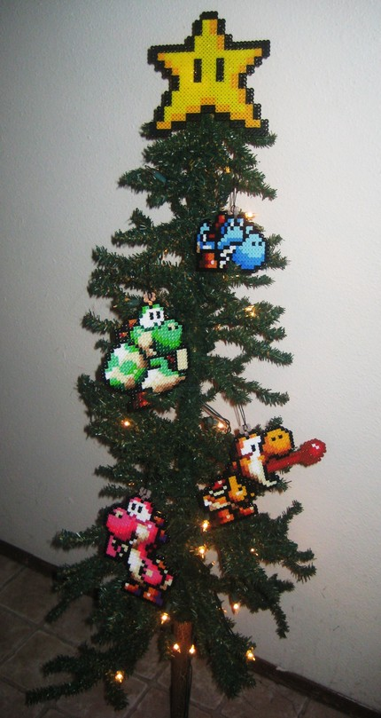 Yoshiornaments