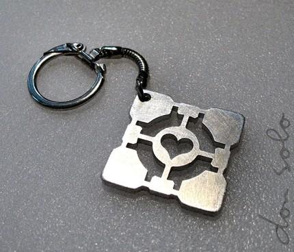 Cubekeychain