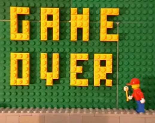 Legostopmotionmario