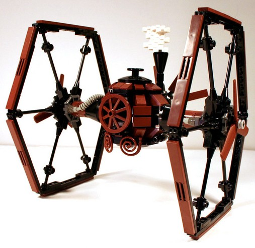 Steampunk_tiefighter