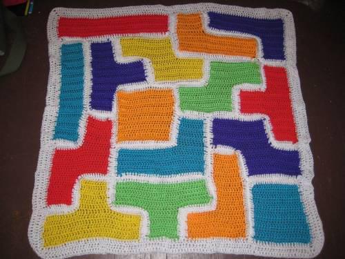 Tetrisblanket