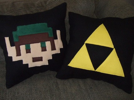 Legendofzeldathrowpillows