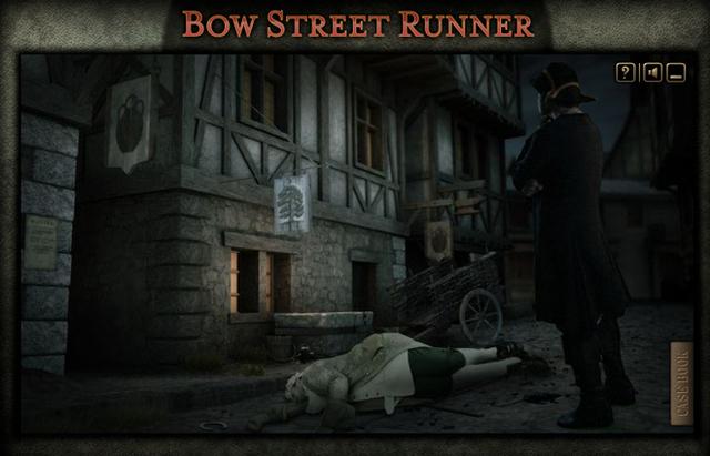 Bow Street Runner won a BAFTA. - Wonderland