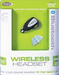 Datelbluetoothheadset
